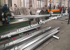 C25019 Lysaght جایگزین Zeds Cees Clearlins Purlins Steel Galvanized AS / ANZ4600 مواد
